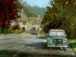 Series Three Landrover