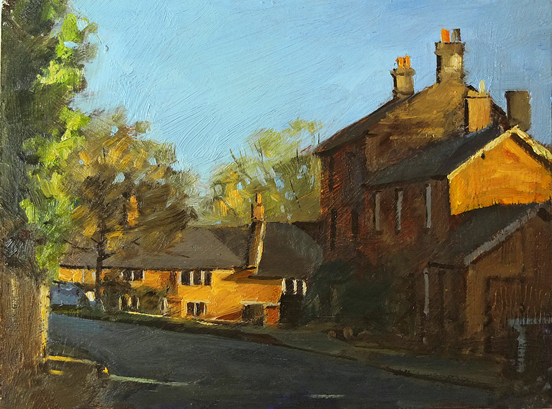 Late Light, Swalcliffe