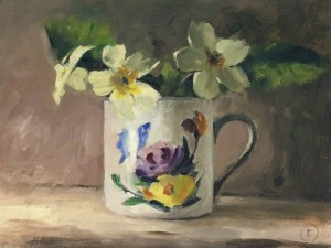Spring in a cup