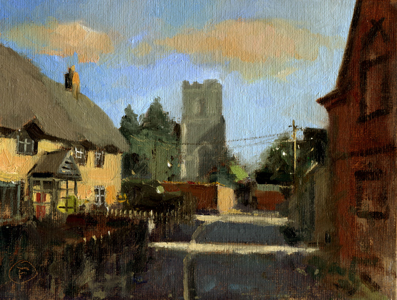 St Mary the Virgin at Cropredy