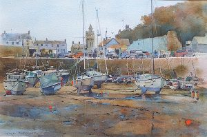 Porthleven  low tide £650