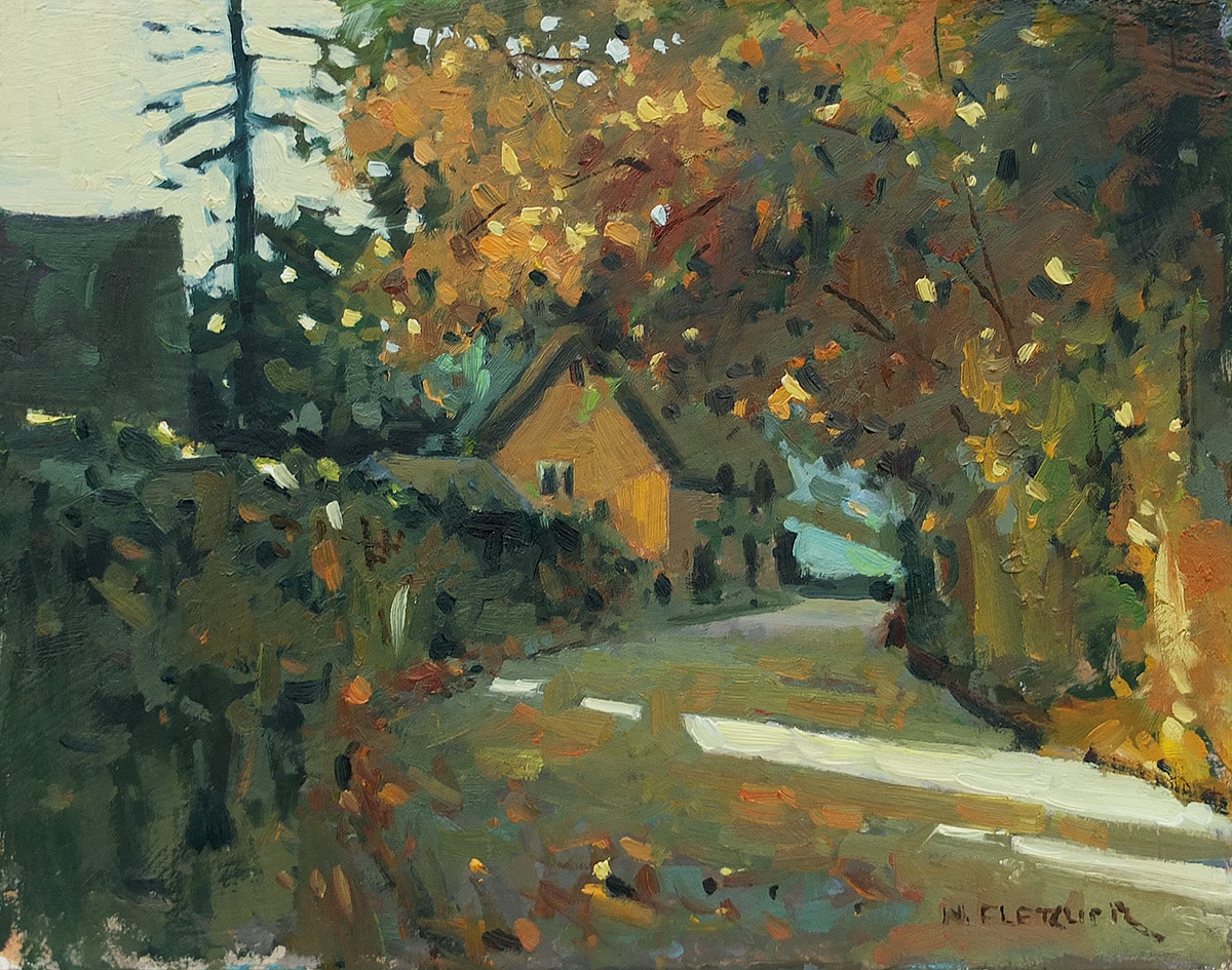 Autumn Lane