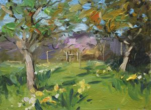 Spring Orchard