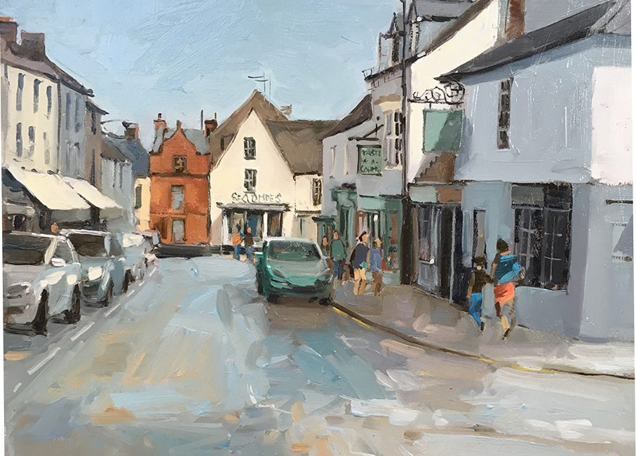 Market Place, Shipston on Stour