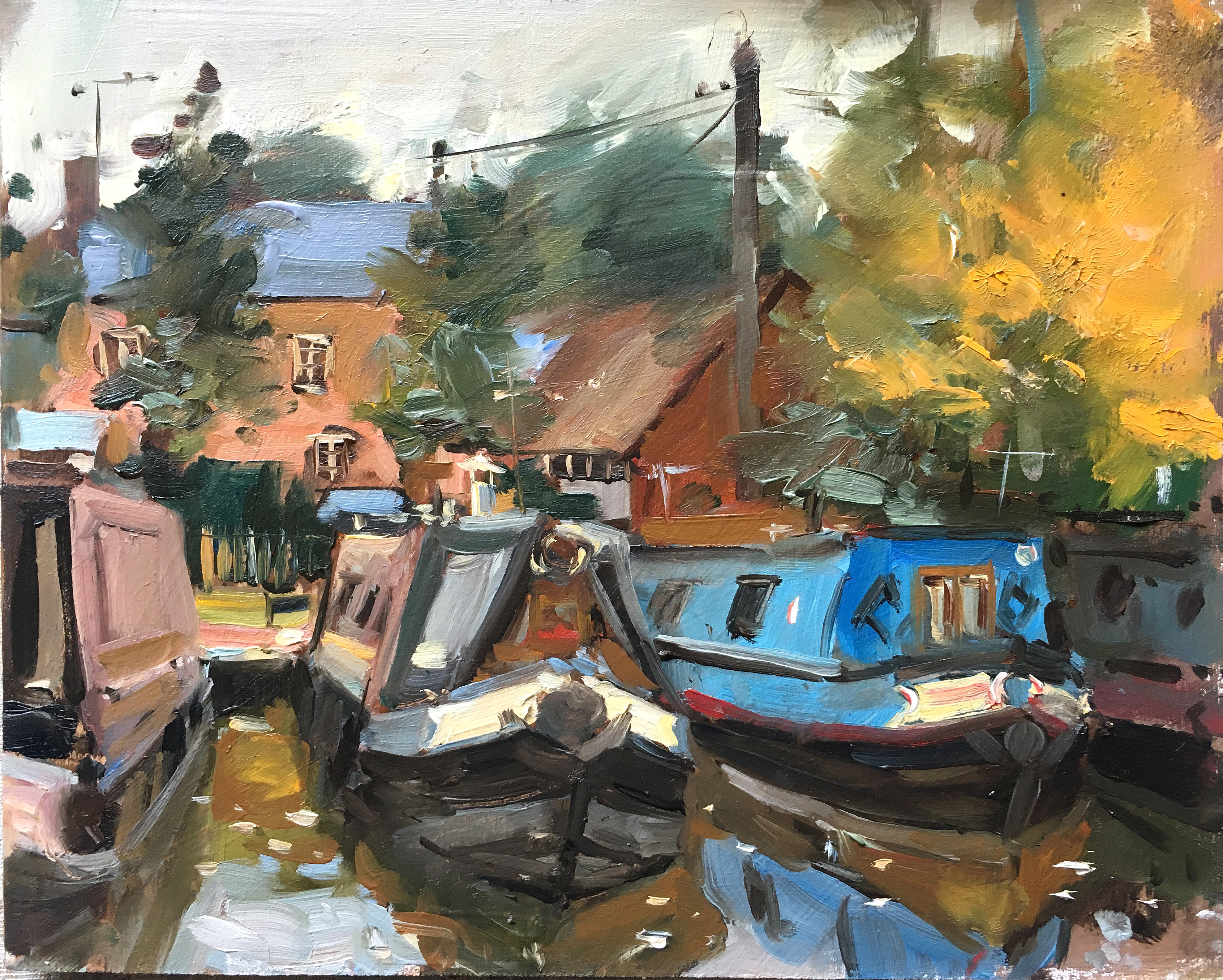 Moorings at Aynho