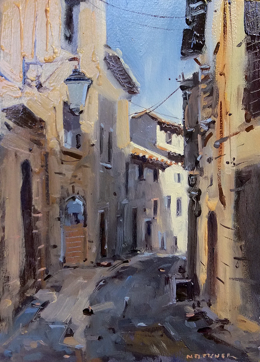 Tuscan Alley
