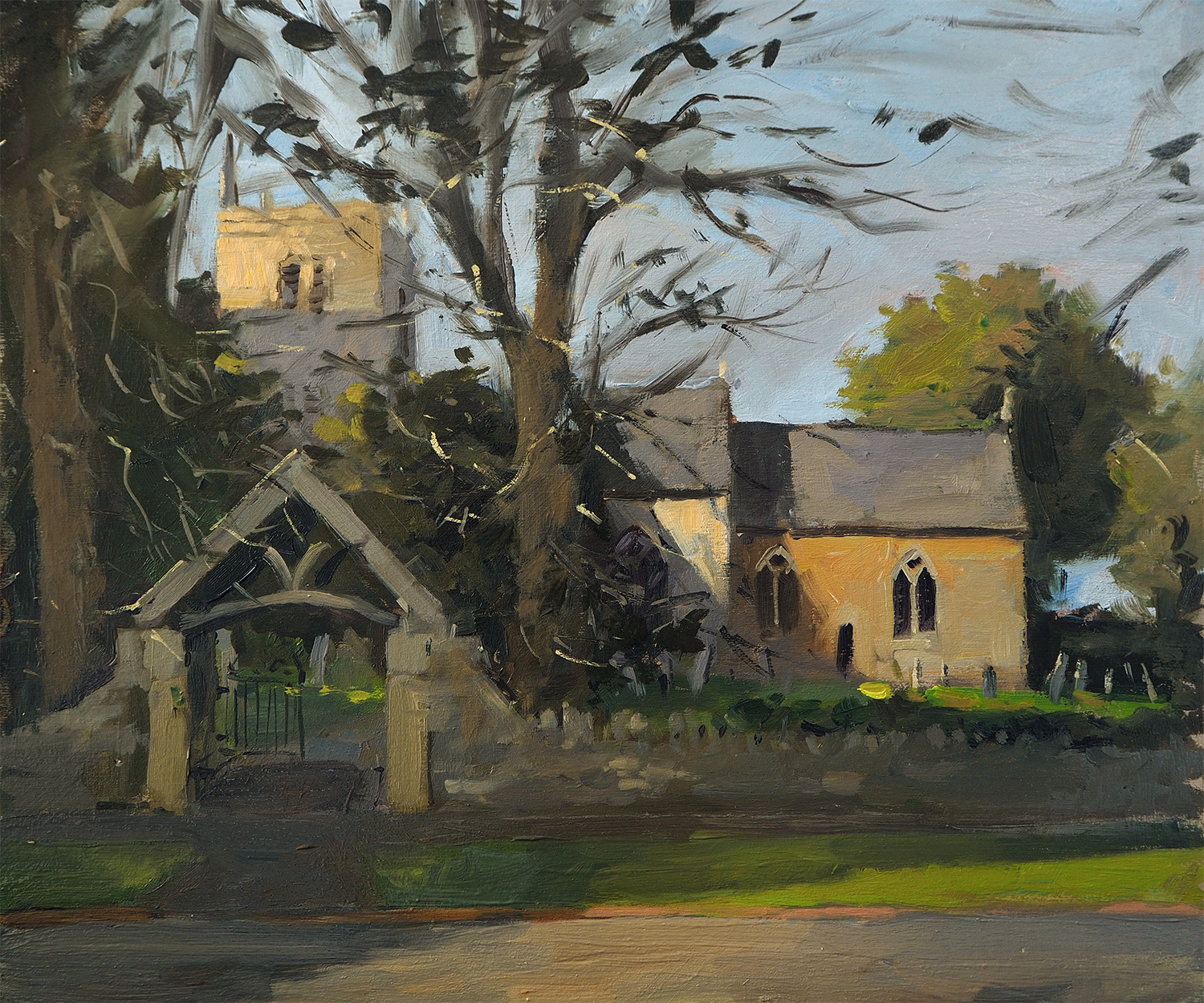 St Mary Magdelen at Duns Tew